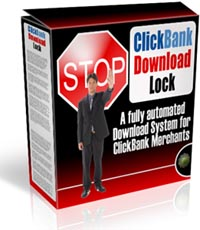 Clickbank Download Lock